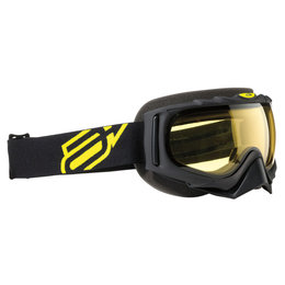 Arctiva Youth Comp 2 Vert Snowmobile Goggles Black