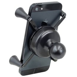 RAM Mount X-Grip Device Holder Black Universal Apple IPhone IPod