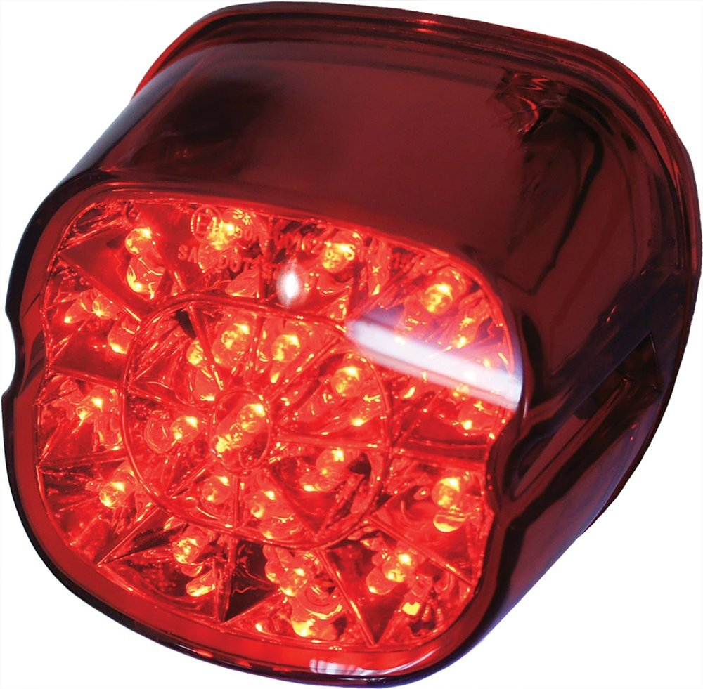 $119 95 HardDrive Laydown LED Tail Light With Red Lens #1019460