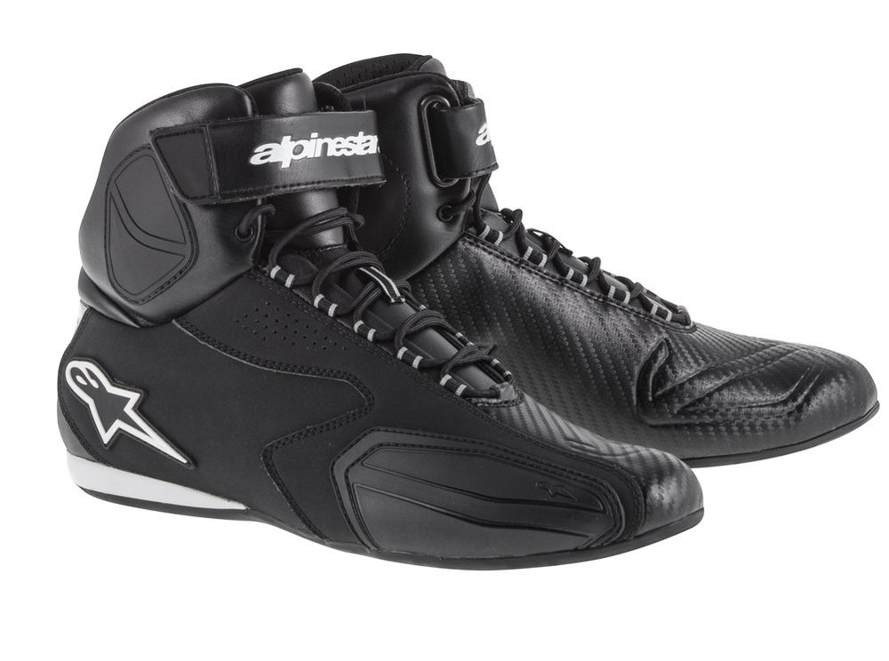 Sportbike Riding Boots >> $80.43 Alpinestars Mens Faster Riding Shoes 2014 #197045