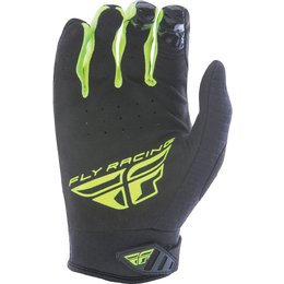 Fly Racing Mens MX Offroad Patrol XC Lite Riding Gloves Black
