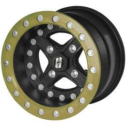 Hiper Wheel Sidewinder 2 Replacement Bead Ring 12 Inch Yellow ATV UTV Universal
