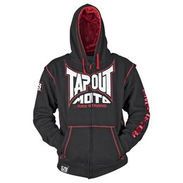 Black, Red Speed & Strength Tapout Armored Hoody 2013 Black Red