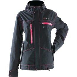 Black Divas Womens Avid Technical Textile Snow Jacket 2014
