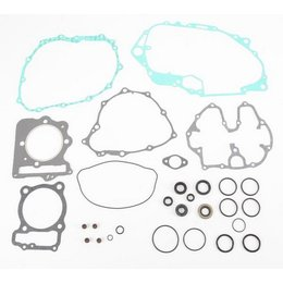 N/a Moose Racing Comp Gasket Kit With Oil Seal For Honda Xr-400r 96-98