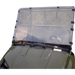 Seizmik UTV Acrylic Versa Shield For Mid Size Polaris Ranger Transparent