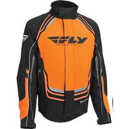 Fly Racing Youth SNX Pro Snocross Jacket Black
