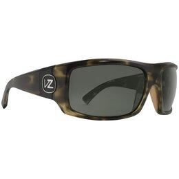 Demi Tortoise Satin/grey Vonzipper Clutch Sunglasses Demi Tortoise Satin Grey One Size