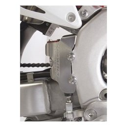 Aluminum Works Connection Master Cylinder Guard Rear For Honda Crf450x