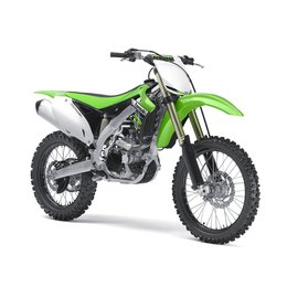 New Ray Toys Kawasaki KX450F 2012 Dirt Bike Toy 1:12 Scale Green 57483