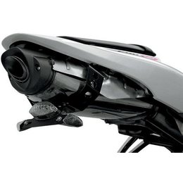 Black Mount/clear Lens Targa Tail Kit With Signals Black For Honda Cbr 600rr 07-09