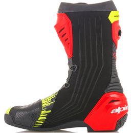 Alpinestars Mens Limited Editiion Supertech R Kevin Schwantz Race Replica Boots Black
