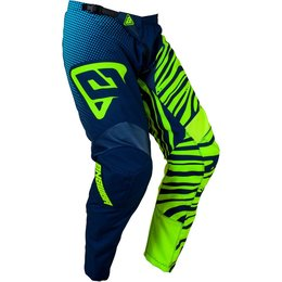 Answer Racing Mens Syncron Flow Pants Blue