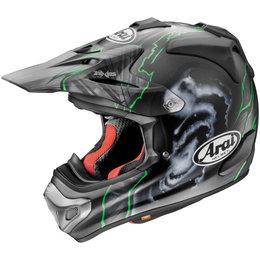 Arai VX-Pro4 VXPro4 Justin Barcia Replica Helmet Black