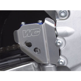 Aluminum Works Connection Master Cylinder Guard Rear For Yamaha Yz450f