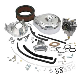 S&S Cycle Super G Carburetor Kit For Harley-Davidson Big Twin 1993-1999