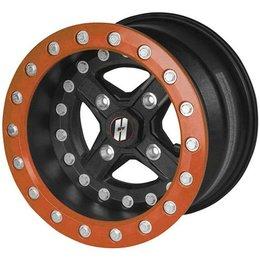 Hiper Wheel Sidewinder 2 Replacement Bead Ring 12 Inch Orange ATV UTV Universal
