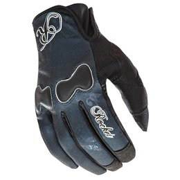 Black Joe Rocket Womens Rocket Nation Textile Gloves 2014