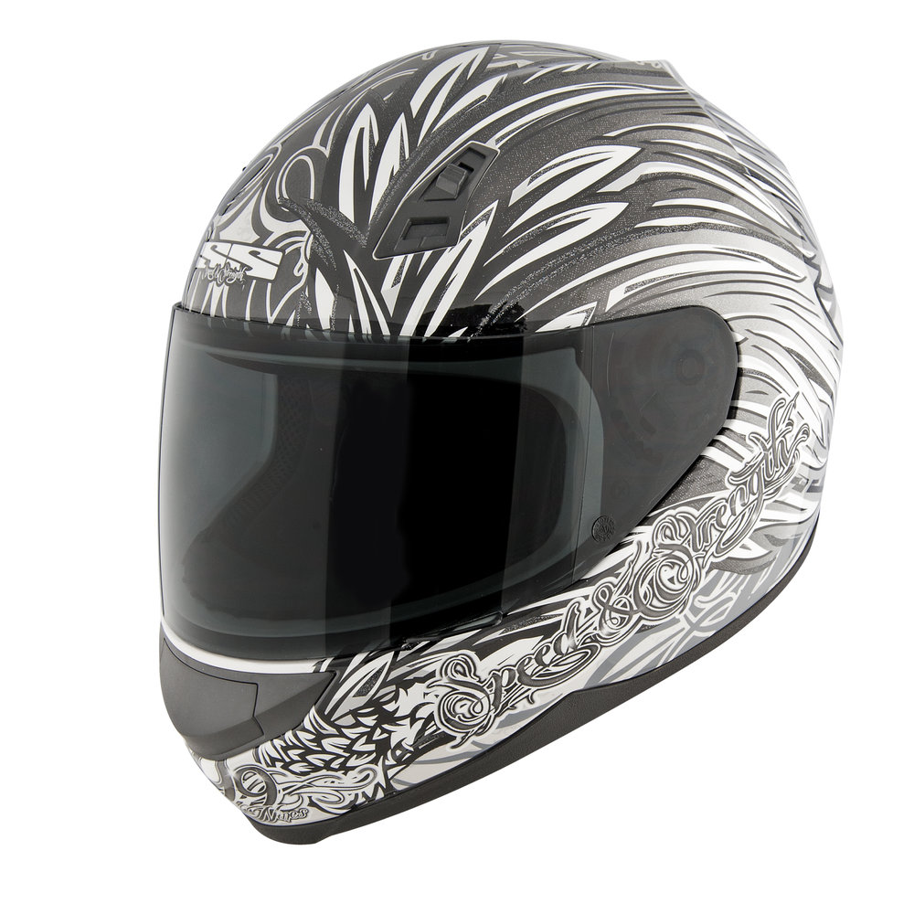 9995 Speed And Strength Womens Ss700 To The Nines Full -4810