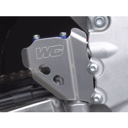 Aluminum Works Connection Master Cylinder Guard Rear For Yamaha Yz250f