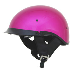 AFX Womens FX-200 FX200 Half Helmet With Dual Built-In Shields Pink