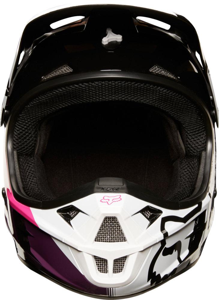 11995 Fox Racing Youth Girls V1 Halyn Mx Helmet 1063763-4875