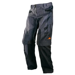 Fox Racing Mens Nomad Drezden Over The Boot Convertible Pants 2015 Grey