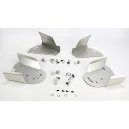 Aluminum Moose Racing A-arm Guards For Yamaha Grizzly 660 02-08
