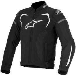 Alpinestars Mens T-GP Pro Air Armored Textile Jacket Black