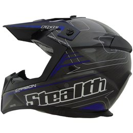 Vega Stealth Flyte Pulse Carbon Fiber Helmet Black