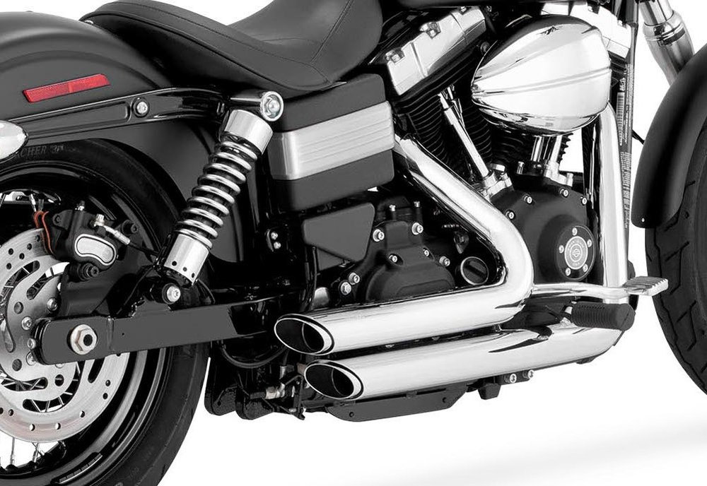 $449.99 Vance & Hines Shortshots Staggered Dual Exhaust #973105