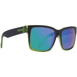 Black Green Glacier/quasar Glo Vonzipper Elmore Frostbyte Sunglasses 2013 Black Green Glacier Quasar Glo O S