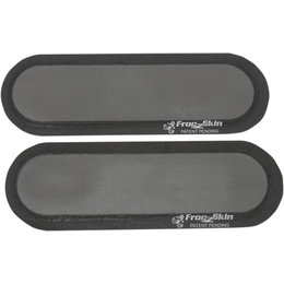 SLP Snowmobile Rectangle Vents 1.625 X 5 Inch OD & 1.125 X 4.5 Inch ID F0025 Black