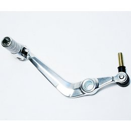 Cycle Pirates Folding Shift Lever Silver For Yamaha YZF-R6 R6S
