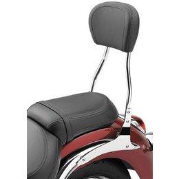 Cobra Round Sissy Bar Black Standard For Harley FXD 06-10