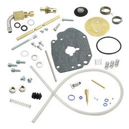 S&S Cycle Carburetor Master Rebuild Kit For Super E Gas Carburetor For H-D
