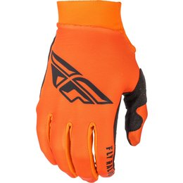 Fly Racing Mens Pro Lite Gloves Orange