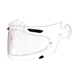 Clear Arai Saq Helmet Shield With Pins