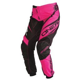 Black, Pink Oneal Womens Element Pants 2015 Us 5 6 Black Pink