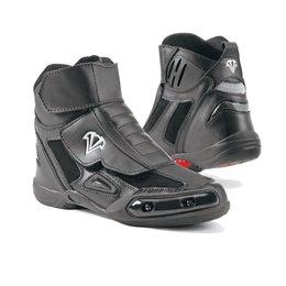 Vega Womens Merge Leather Riding Shoes Black