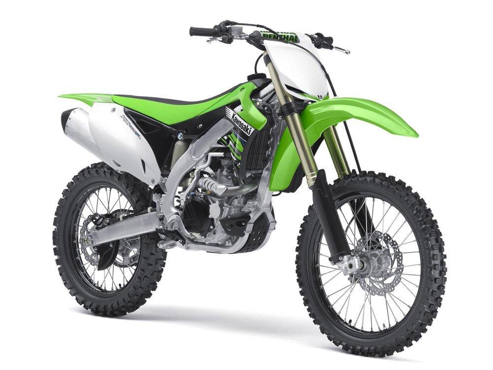 39 99 New Ray Toys Kawasaki Kx450f 2012 Dirt Bike Toy