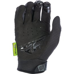 Fly Racing Mens Patrol XC Lite Johnny Campbell Signature Gloves Black
