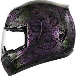 Icon Airmada Chantilly Opal Full Face Helmet Purple