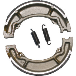 EBC Grooved Rear Brake Shoes Single Set ONLY For Yamaha 506G