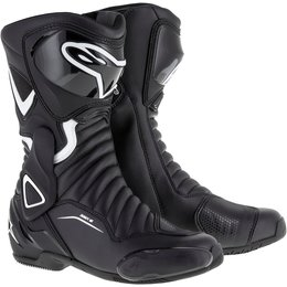 Alpinestars Womens Stella SMX-6 SMX6 V2 Sport Fit Performance Riding Boots Black