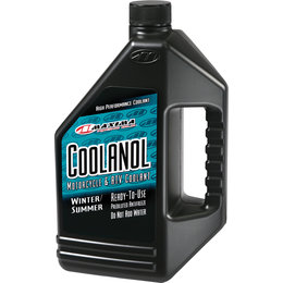 Maxima Coolanol Motorcycle And RV Coolant 0.50 Gallons 82964 Unpainted