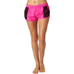 Fox Racing Womens Vented Tech Boardshorts Pink