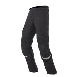 Black Alpinestars Mens New Land Gore-tex Textile Pants 2014