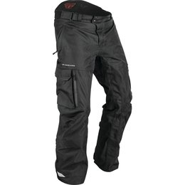 Fly Racing Mens Terra Trek Textile Pants Black