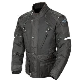 Black Joe Rocket Mens Ballistic Revolution Wp Textile Jacket 2014
